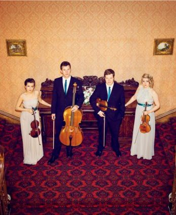 Rylands String Quartet - available across Manchester, Cheshire and the north west UK